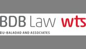 BDB law logo