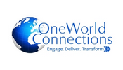 one world connections inc logo