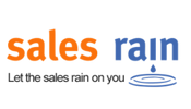 sales rain inc logo