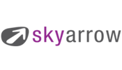sky arrow technology logo