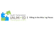 south transcription logo