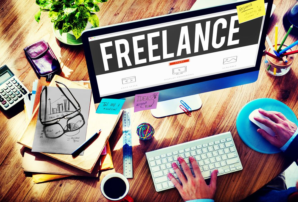 Freelance work station