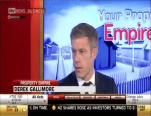 Derek Gallimore TV news