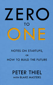 Zero to One Book Cover