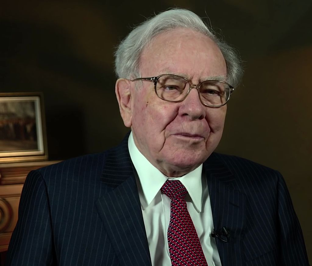 Warren Buffett at the 2015 SelectUSA Investment Summit