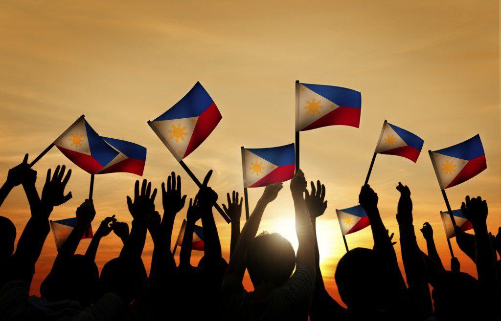 Filipino Flags