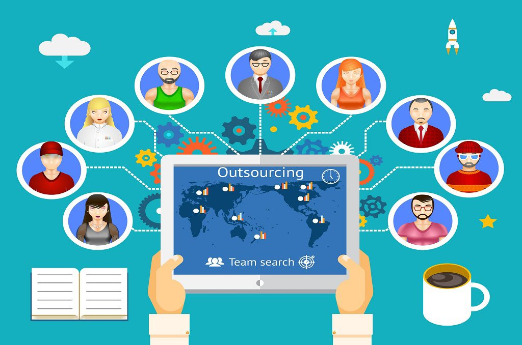 outsourcing team search