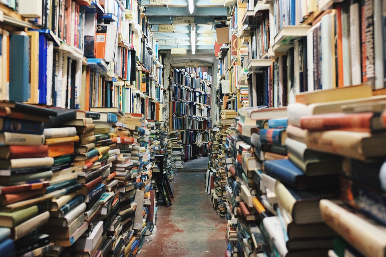 Thousand of Books