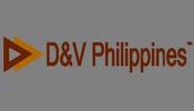 D&V Philippines logo