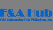 F&A hub logo