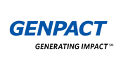 genpact services logo