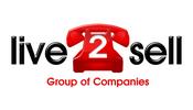 live2sell logo