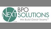 next BPO Solutions logo