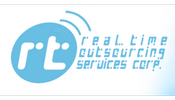 real time outsourcing logo