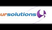 UR Solutions logo