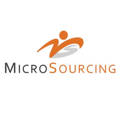 Microsourcing logo