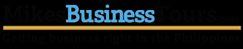 Mikes Business Tour Logo
