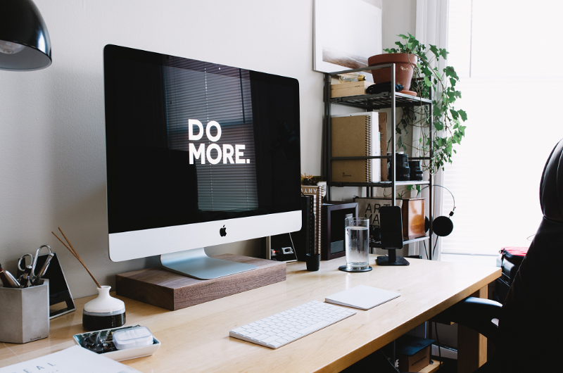 Digital Designer Working Desk