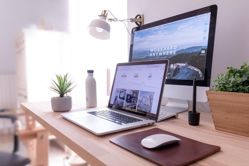 Multi Screen Desktop Setup