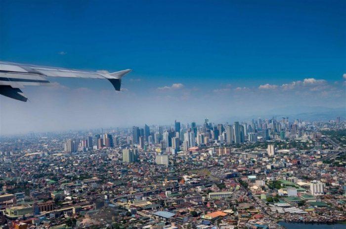 plane window view 2