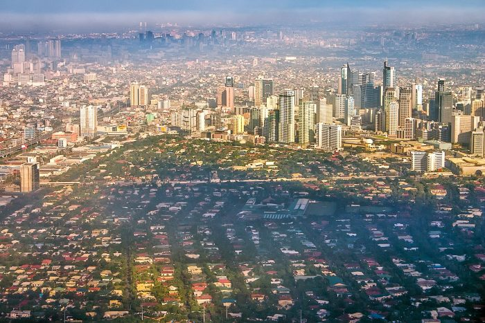 Outsourcing top 10 cities - Manila