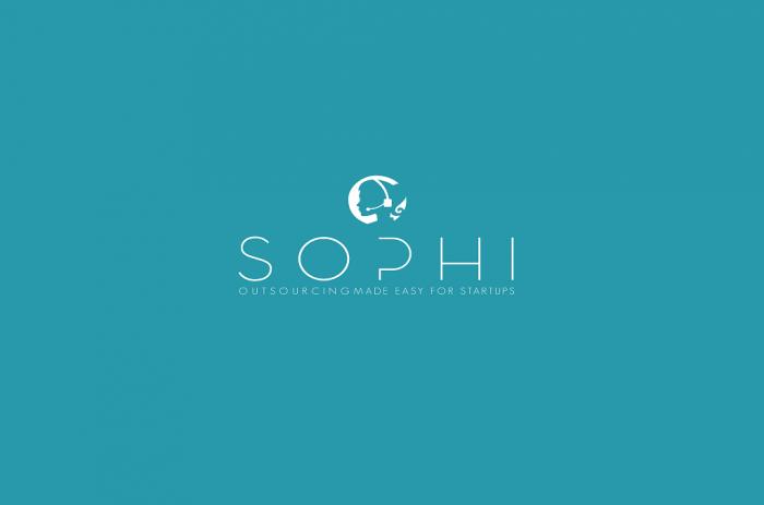 Sophi blue bg