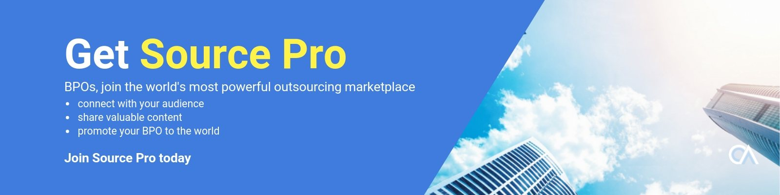 Outsource Accelerator Source Pro BPO Philippines