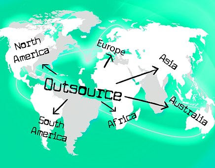 outsourcing the world