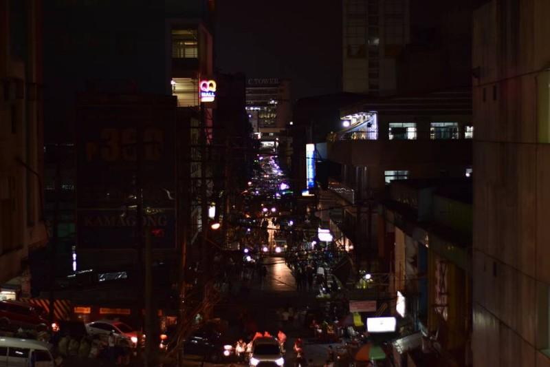 streets in manila