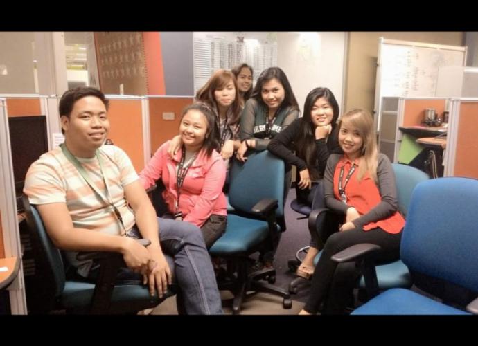 Philippine Call Center Agents