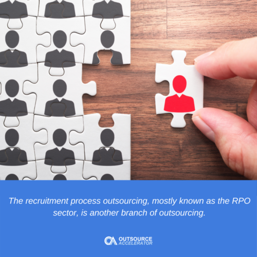 Commonly outsourced roles