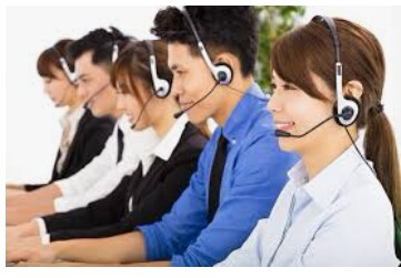Philippine Call Center Team