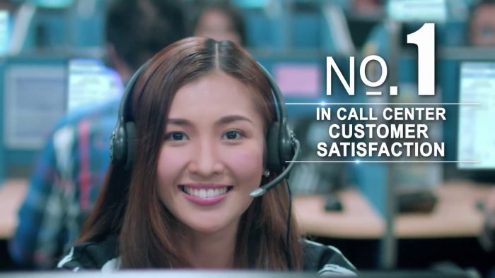 Top in Customer Satisfaction