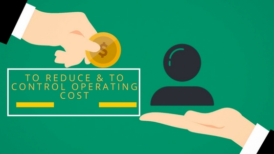 Reduce And Control Operating Cost