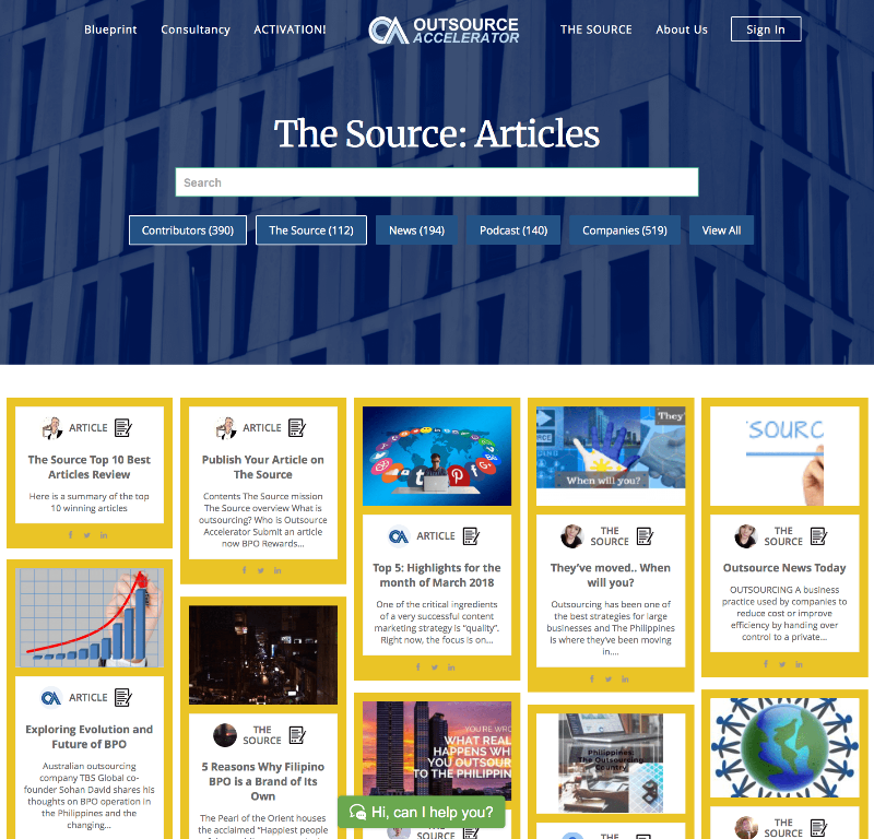 the source articles