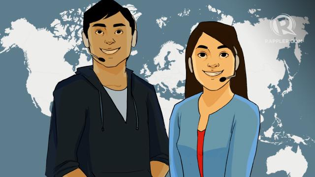 online filipino worker