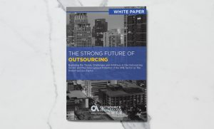 The Strong Future of Outsourcing