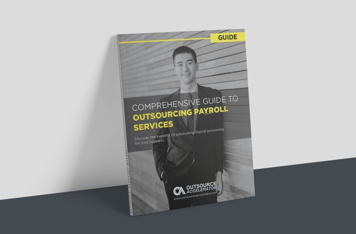 Outsourcing Payroll Services Cover