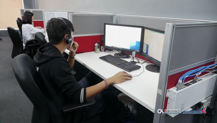 Online assistant