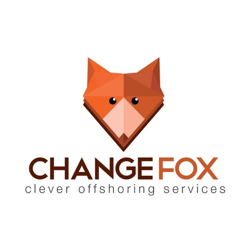 Change Fox logo