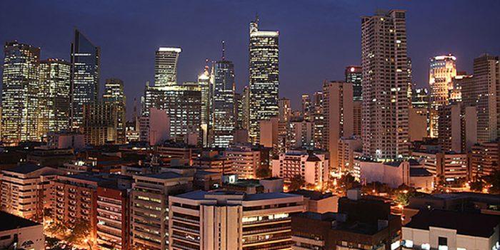 city lights philippines