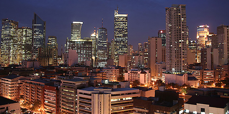city lights philippines