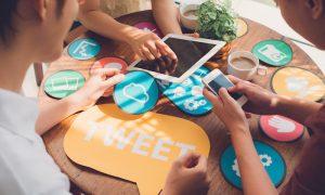 Improve social media traffic
