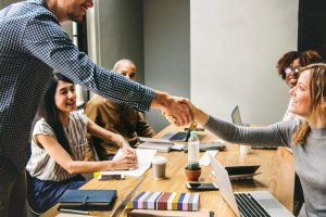 Foster a sense of community in the workplace