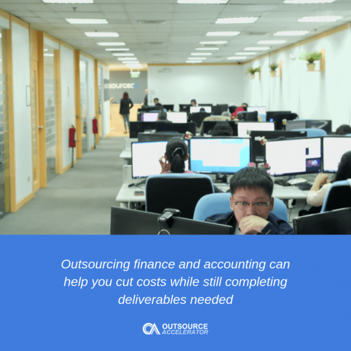 How to Choose the Right Finance and Accounting Service