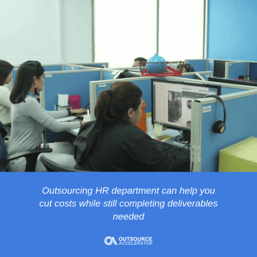 Notable benefits of outsourcing your HR department