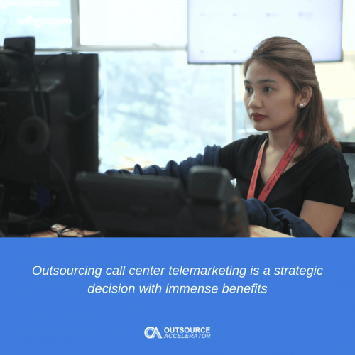 5 Effective sales edge of outsourcing telemarketing companies