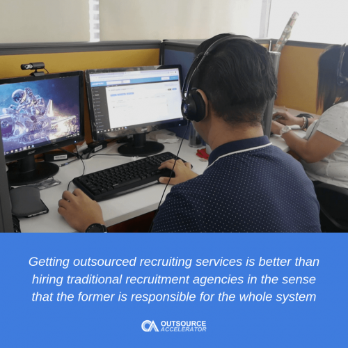 How oil and gas industry benefit from outsourced recruiting services