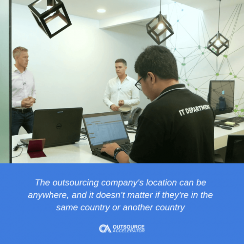 Offshore outsourcing and HR outsourcing Which one's for you