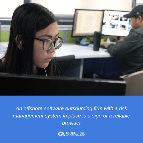 Offshore software outsourcing for hospitality industry